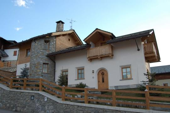 Chalet Monteneve zum Livigno - 4