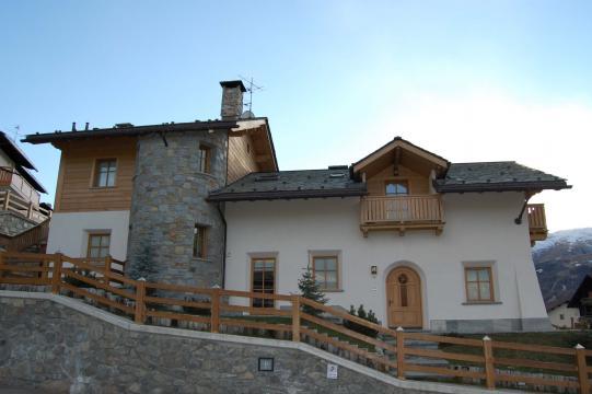 Chalet Monteneve zum Livigno - 3