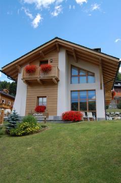 Chalet Monteneve zum Livigno - outdoor