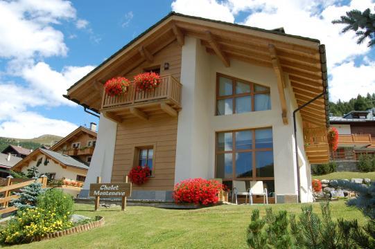 Chalet Monteneve - in estate