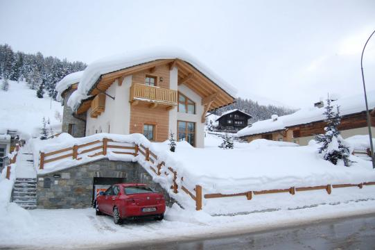 Winter - Chalet Monteneve